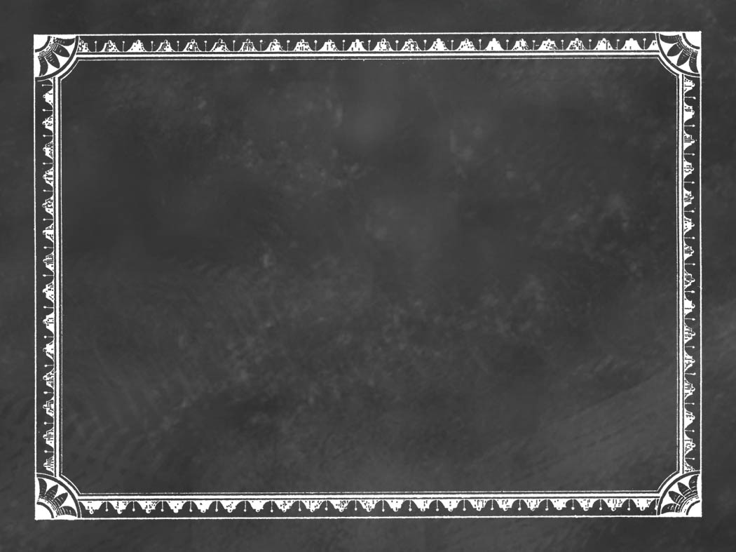 Chalk clipart frame. Free chalkboard border cliparts