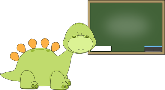Chalkboard clipart cute. Clip art images dinosaur