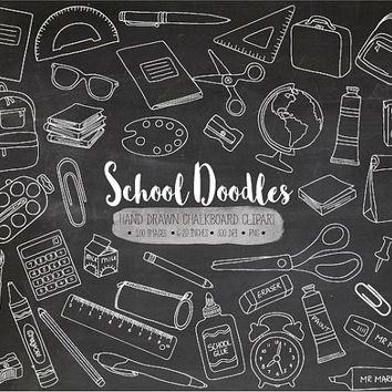 Best products on wanelo. Chalkboard clipart elementary school