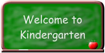 Regule diane welcome classescourses. Chalkboard clipart kindergarten