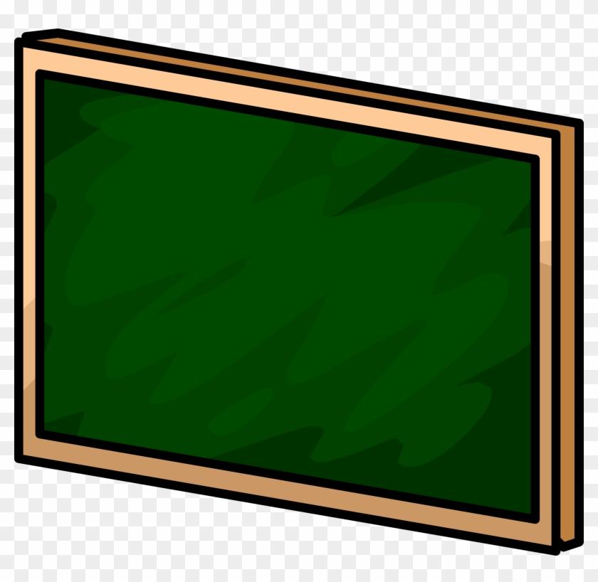 Chalkboard clipart square. Flat panel display hd