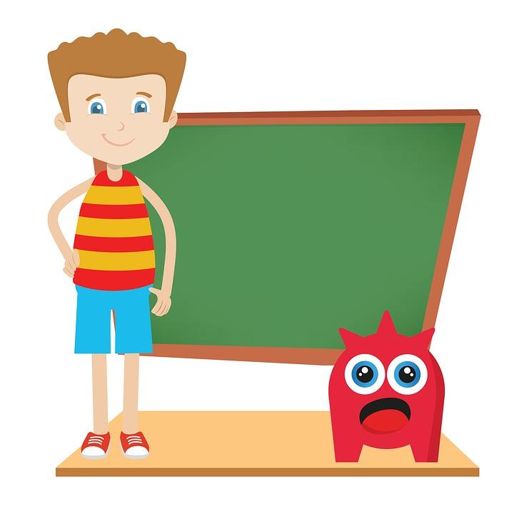 Free photo teaching materials. Chalkboard clipart teacher