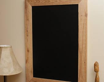 chalkboard clipart wood frame
