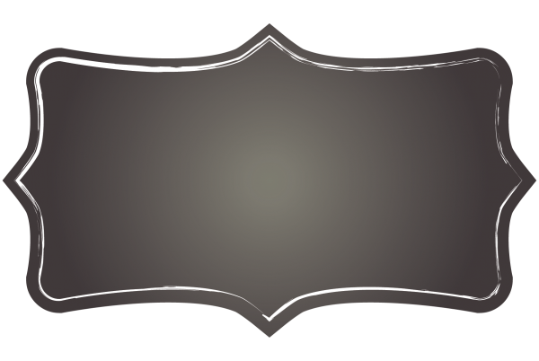 single clip art. Chalkboard frame png
