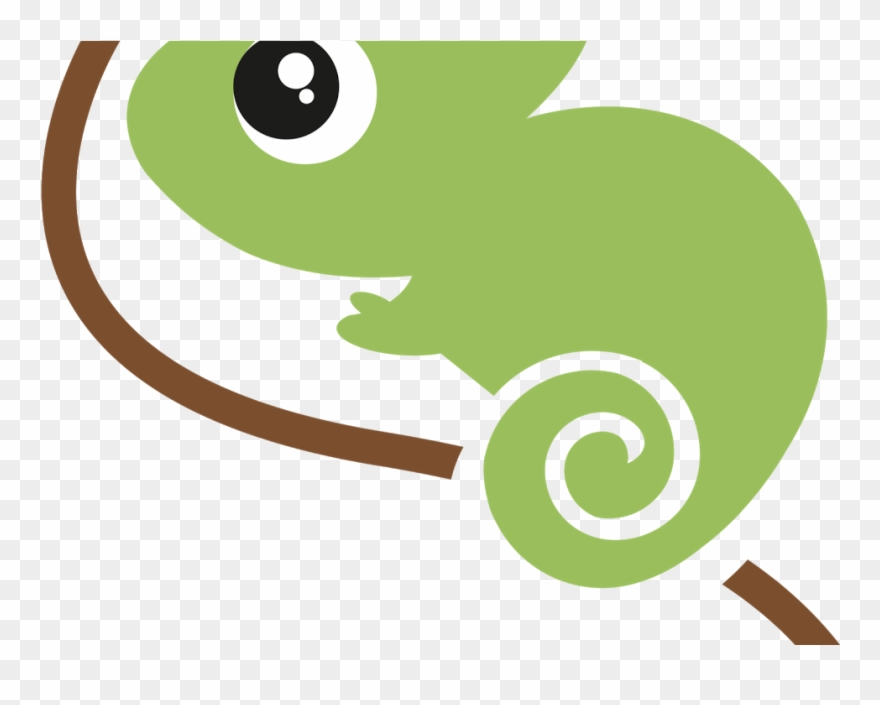 Png freeuse baby . Chameleon clipart