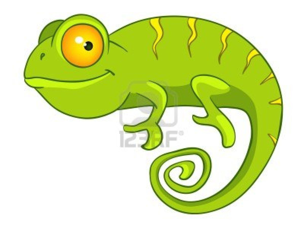 Clip art google search. Chameleon clipart
