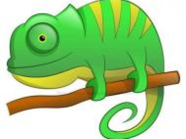 Chameleon clipart animated. X free clip art