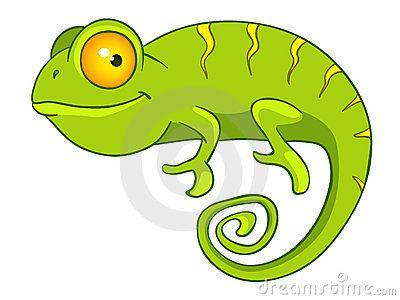 Cartoon character drawings pinterest. Chameleon clipart kawaii