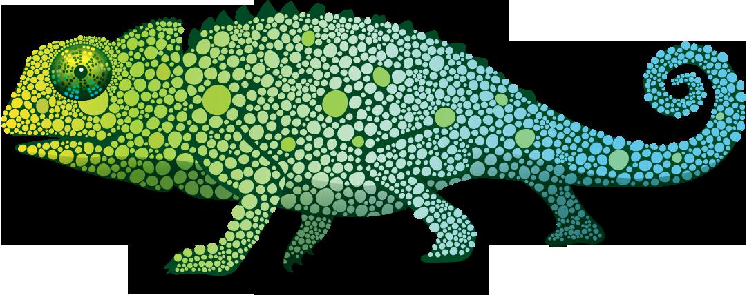 Png mart. Chameleon clipart transparent background