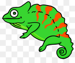 Chameleon clipart transparent background. Chameleons clip art png