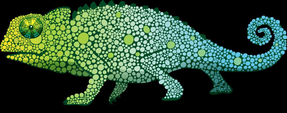 Chameleon clipart transparent background. Download for designing work