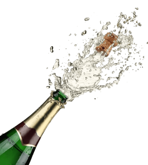 Free images toppng transparent. Champagne bottle popping png