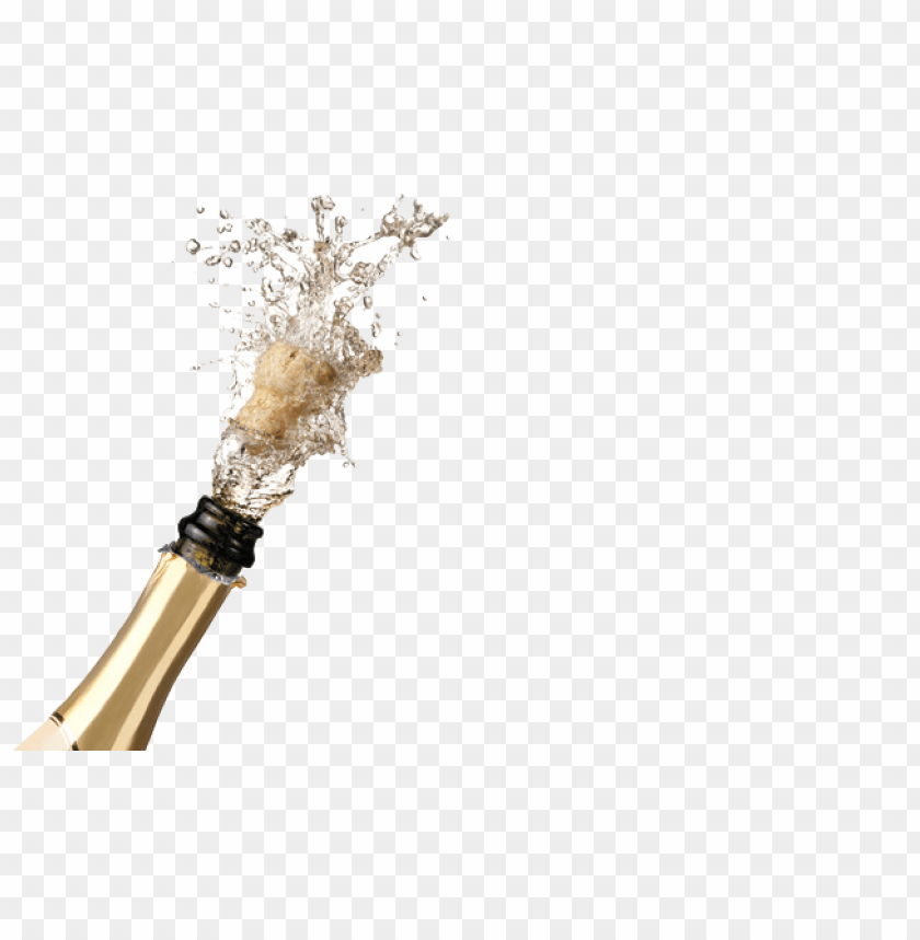 File free images toppng. Champagne bottle popping png