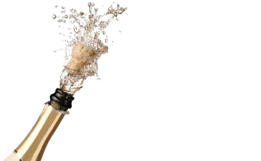 Champagne bottle popping png. File free images toppng