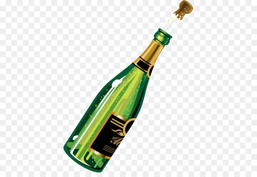 Wine bottle cake clip. Champagne clipart birthday champagne
