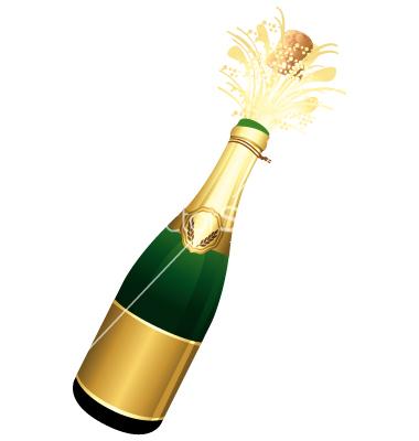 Champaign clipart clip art. Free champagne bottle cliparts
