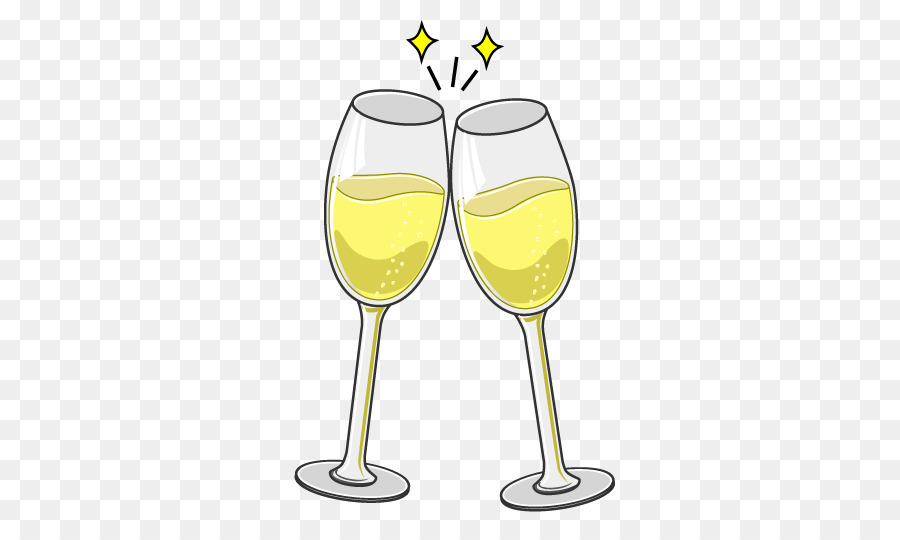 Beer cocktail glass wine. Champagne clipart cartoon