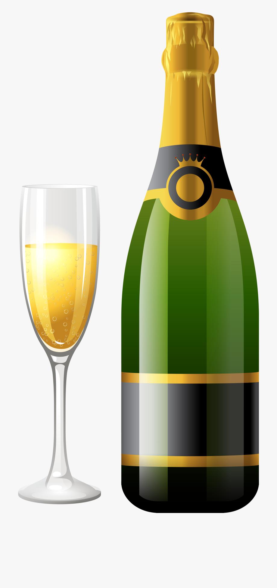 Champaign clipart champagne bottle. Bottles liquor clip art