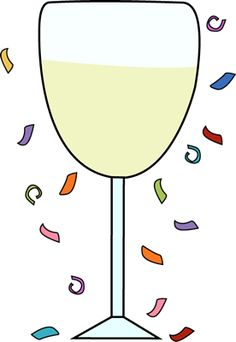 glass png image. Champagne clipart champagne cork