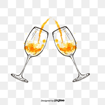 Champagne clipart champagne glass. Png vectors psd and