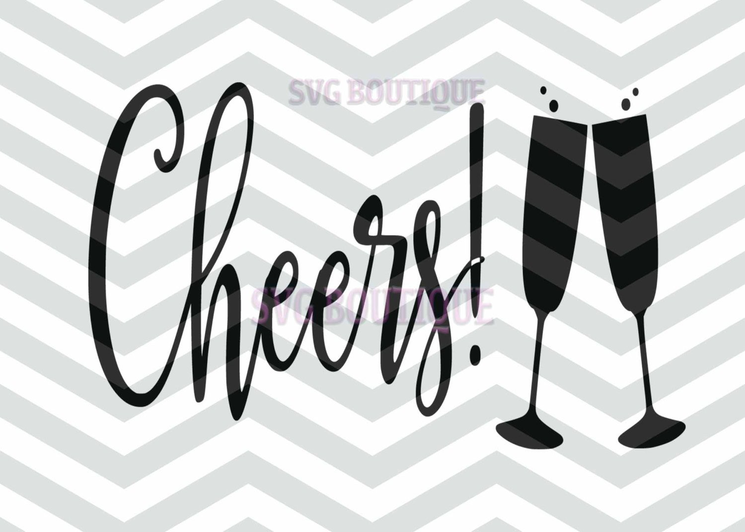 Champagne clipart champagne word. Cheers svg party wine