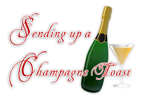 Graphic groupies art. Champagne clipart champagne word