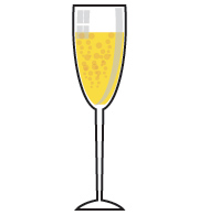 Champaign clipart champagne class. Glass panda free images