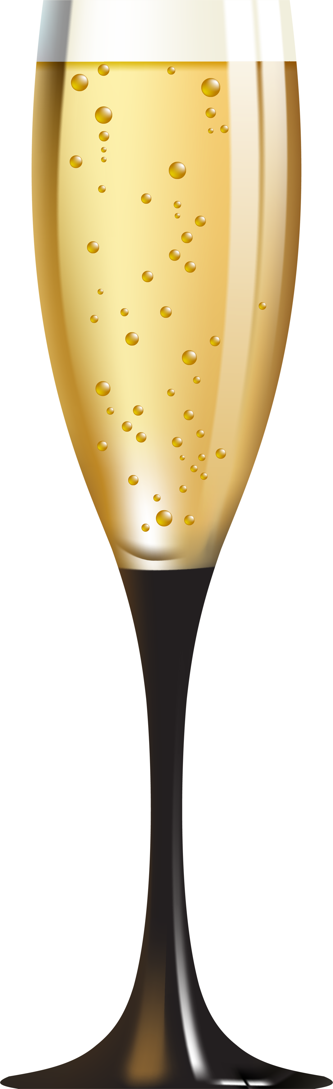 Champagne clipart champange. Png images bottle glass