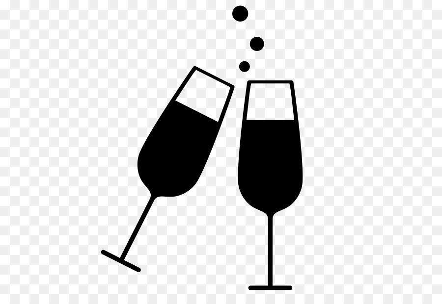 Wine background glass . Champagne clipart champange