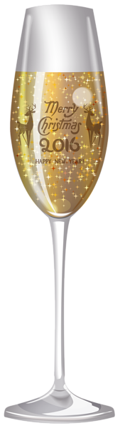 champagne glass png. Champaign clipart christmas