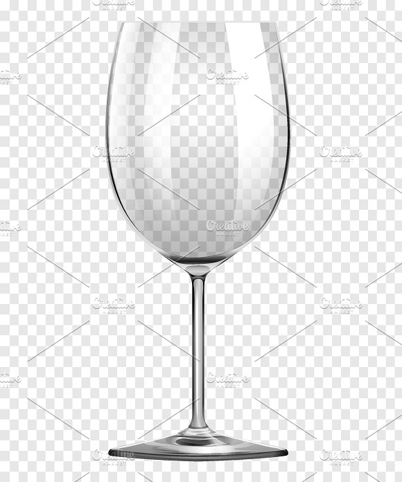 Champagne clipart clear background. Wine glass on transparent