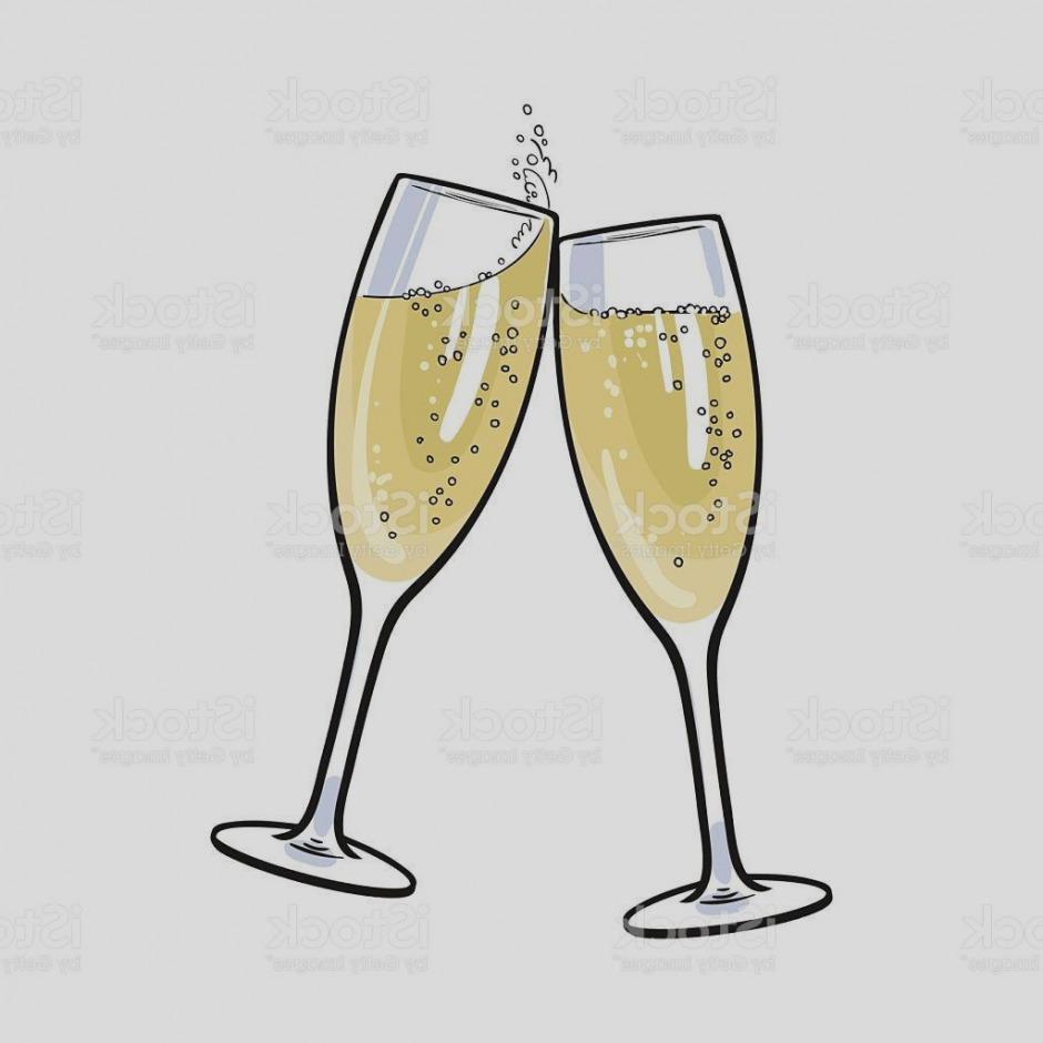 Champagne clipart gold champagne. Beautiful clip art glasses