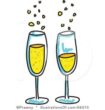 Motifs happy hour clip. Champagne clipart prom