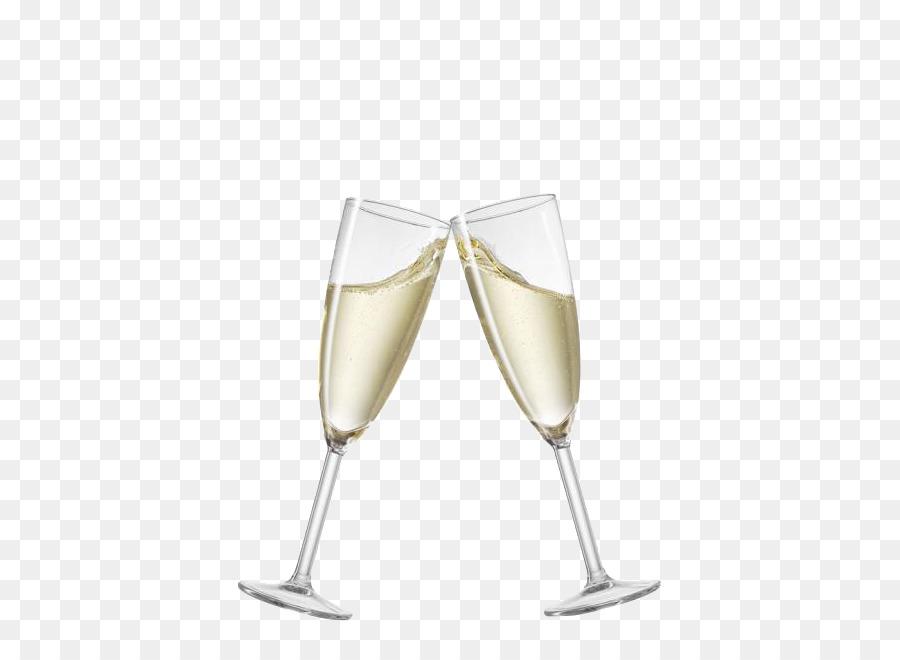 Champagne sparkling wine toast. Champaign clipart prosecco