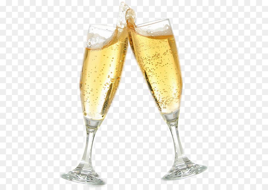 Champagne brandy wine cocktail. Champaign clipart prosecco