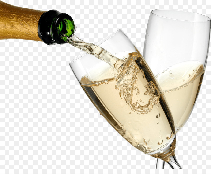 Champaign clipart prosecco. Champagne sparkling wine glass