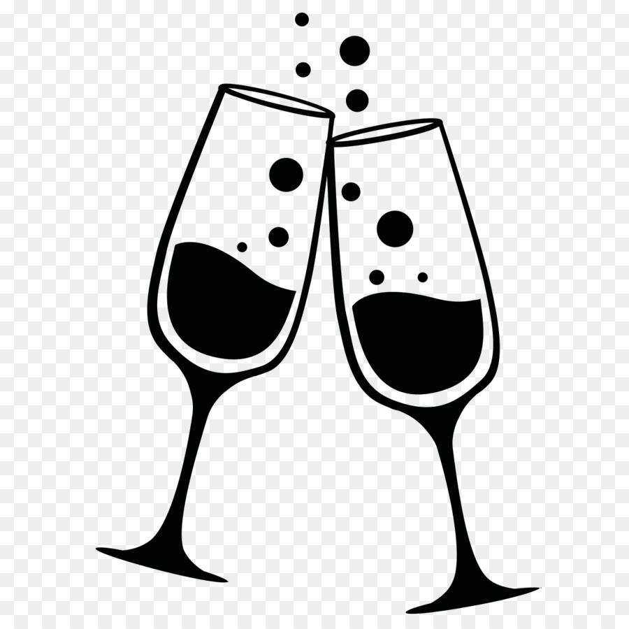 Champaign clipart prosecco. Wine glass champagne tshirt