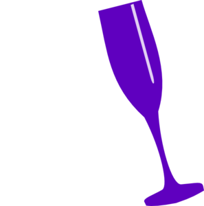 Glasses at getdrawings com. Champagne clipart silhouette