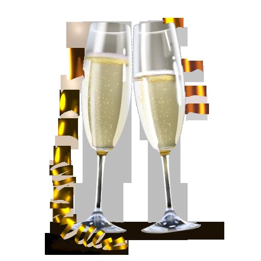 champaign clipart champagne class #41313315