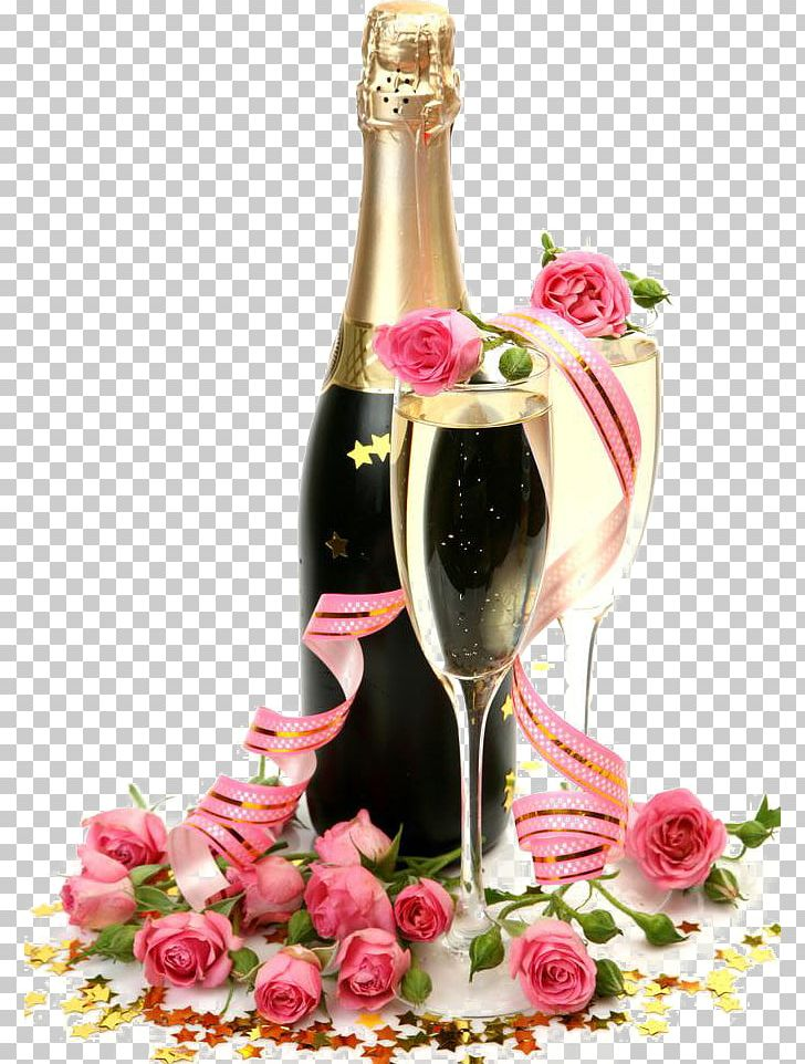 Glass rosxe png barware. Champagne clipart wedding