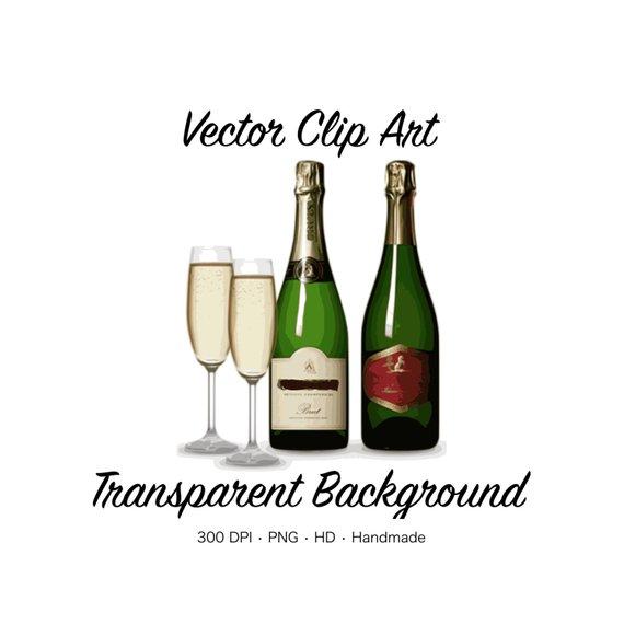 Champagne bottle wine graphic. Champaign clipart alcohol