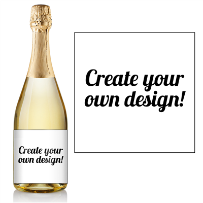 Custom lables and stickers. Champaign clipart birthday champagne