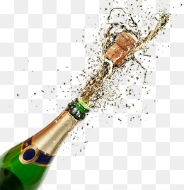 Champaign clipart champagne bottle. Png vectors psd and