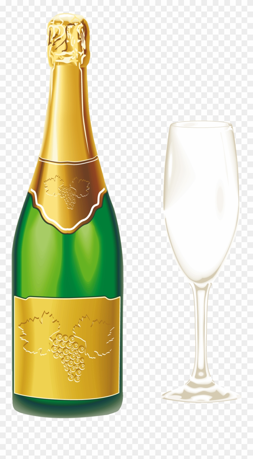 Champaign clipart champagne class. Glass clip art transparent