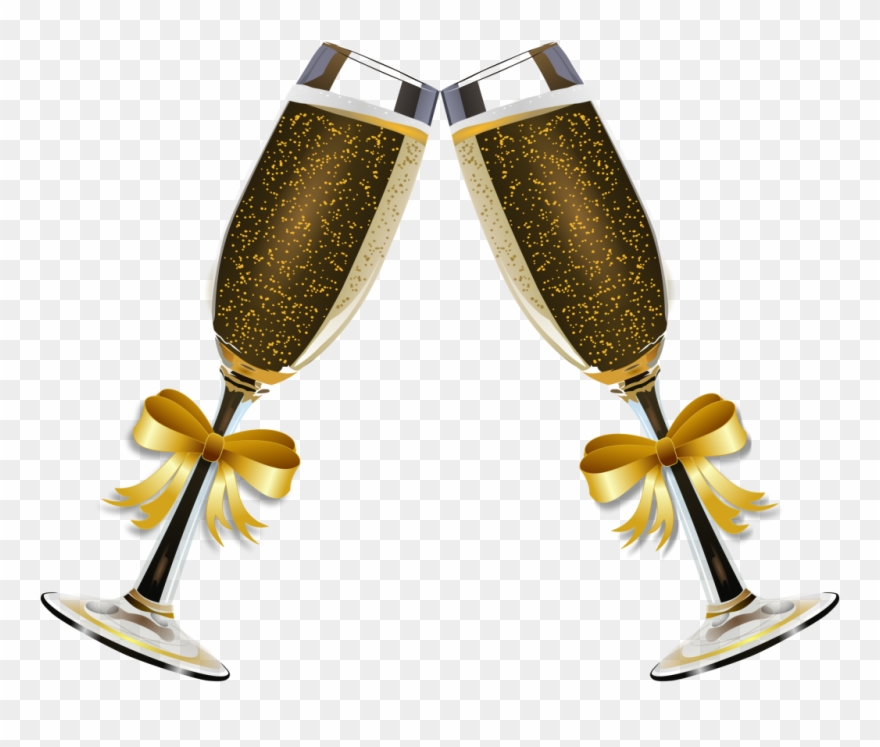 Champaign clipart champagne cup. Wine class glasses new