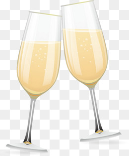 Glass png vectors psd. Champaign clipart champagne cup