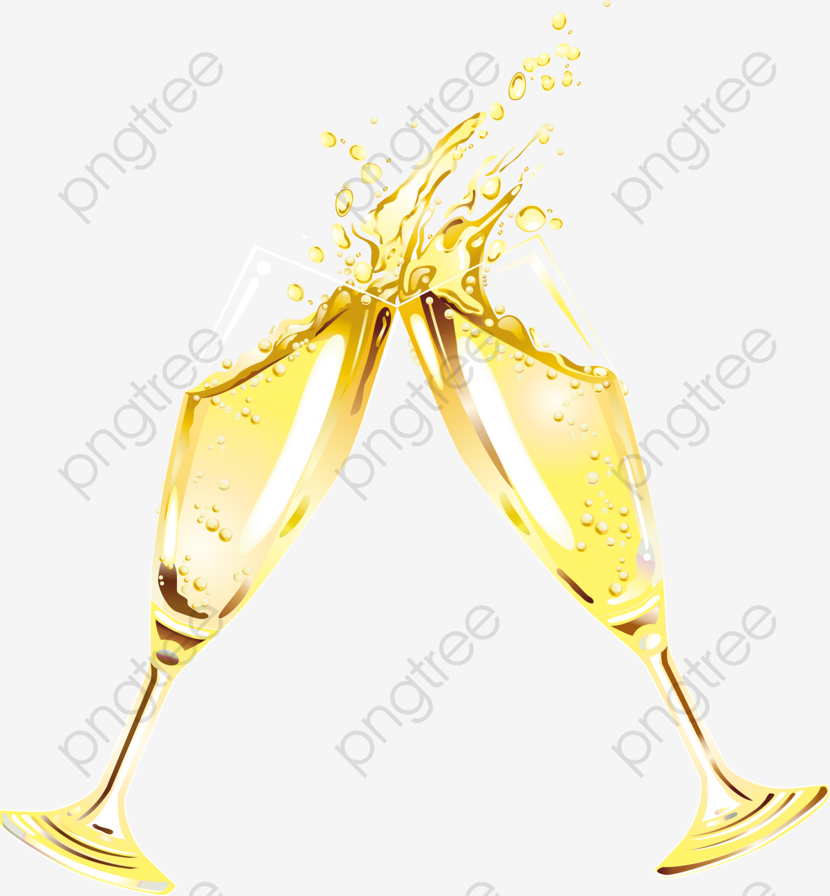 Champaign clipart champagne flute. Download for free png