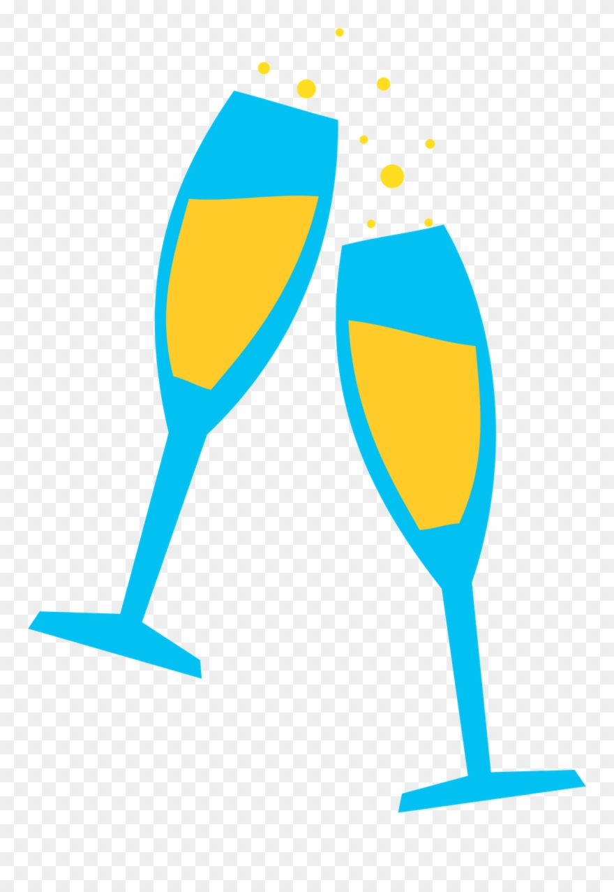 Wine glass icon png. Champaign clipart champagne party