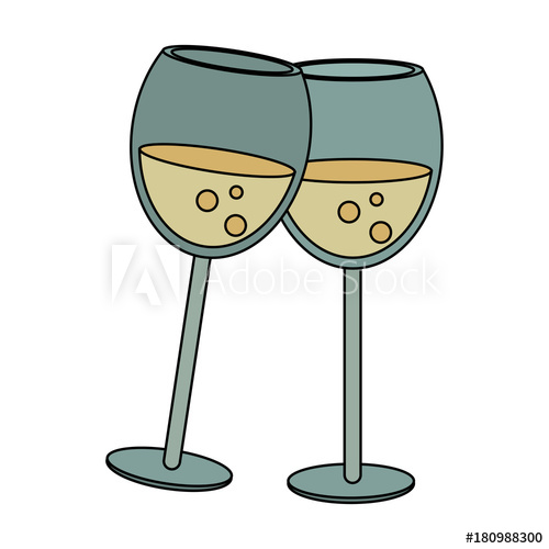 Cups buy this stock. Champaign clipart champagne toast
