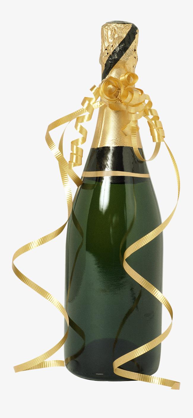 Alcohol png vectors psd. Champaign clipart liquor bottle